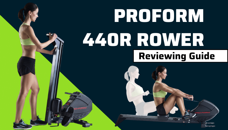 proform 440r rower Review
