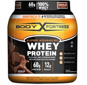 Body Fortress Super Advanced - Best Gluten Free Protein Powder for Weight Loss